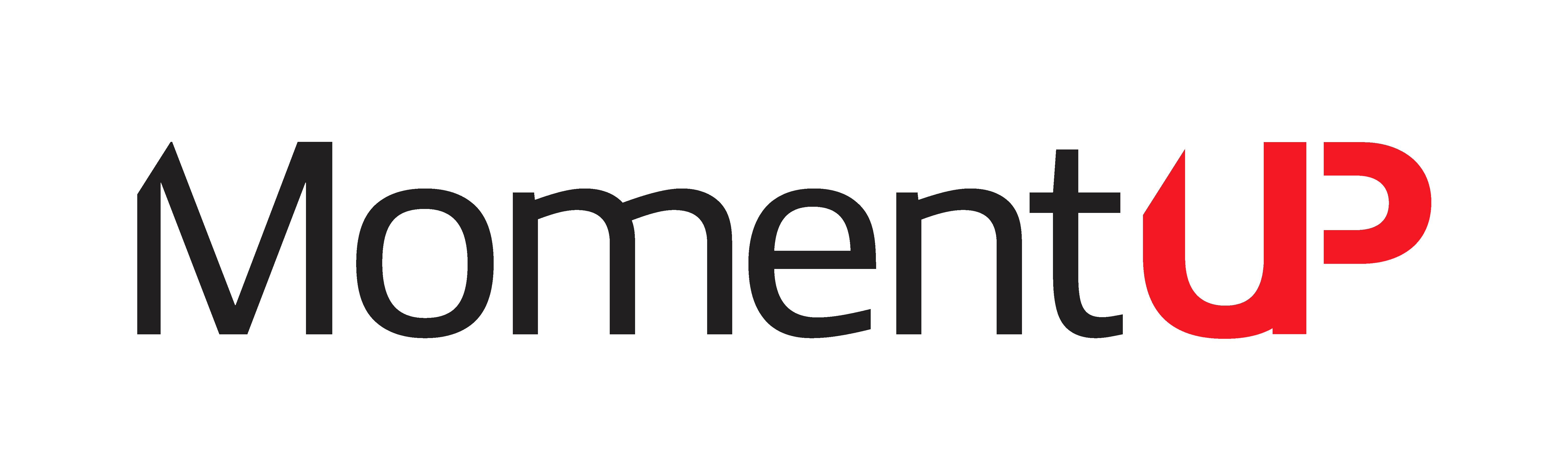 Logo MomentUp RVB